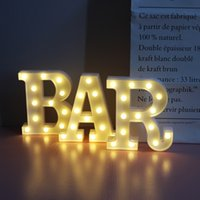 Pub Weingläser Kaufen -Vintage BAR Marquee LED beleuchtet Weinglas Sign Wall Decor Batterie betrieben LED Marquee Pub Bier Sign Light