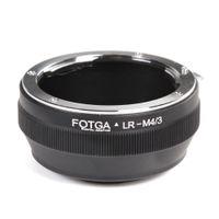 Wholesale Micro Lens Adapters - FOTGA Leica R Lens To Micro 4 3 M4 3 Adapter For E-P1 E-P2 E-PL1 GF1 GF2 G1 G2 G3 GH1
