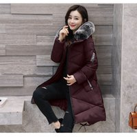 Wholesale Women Nice Winter Coats - 2017 NEWEST Factory Direct Sale Nice Long Women And Girl Big Size Jacket For Winter Women Fashion coat With High Quality Freeshipping