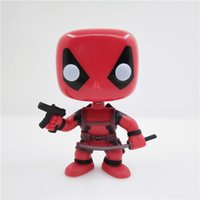 Wholesale marvel comics toys online - CICITOYFIRM FUNKO POP XMen Deadpool PVC10CM Wade Wilson Marvel Comic Hero Deadpool Action Figure Collection Model Toy