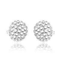 Wholesale Earring Fireworks - Women's Fireworks Charming Earrings 925 Sterling Silver Studs