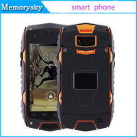 Wholesale Discovery Smart Phone Screen - Original Discovery V11 MTK6582 Quad Core 1.3GHZ 1GB RAM 8GB ROM 5inch Android 5.0 Waterproof Dustproof Shockproof Outdoor Smart Phone