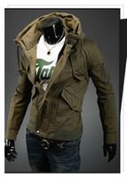 Wholesale Sports Hoodies For Cheap - Fall-Men's Fashion Sport Hoodies Cheap Shipping Jackets For Men Hot 2015 New Arrival winter jacket Men Hoodies JK040