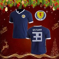 17 18 Scotland jerseys league Maglia da calcio celtica AWAY Armstrong GRIFFITHS LUSTIG SINCLAIR BITTON MARRONE 17 magliette da calcio di qualità