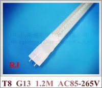 Wholesale Infrared T8 - LED tube light lamp with Infrared sensor LED tubes SMD 2835 96 led T8 G13 1200mm 1.2m 4 feet 4FT 4 FT 2000lm 20W AC110-240V