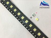 Wholesale Tv Repair Wholesaler - Wholesale- 100PCS FOR LCD TV repair LG led TV backlight strip lights with light-emitting diode 3535 SMD LED beads 6V