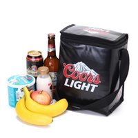 Wholesale Camping Food Containers - 26.5*21*15Cm PU Food Storage Bag Keep Food Warm Fresh Food Container Foods Storage Bags Lunch Bag For Work Picnic Camp Party