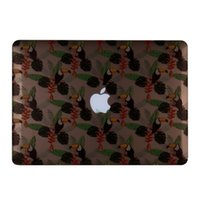 Wholesale Flower Laptop Cases - Lavolta Urban Pattern Laptop Sleeve Case Bag for 15 inch Apple MacBook Pro - Midnight Flowers,macbook cases