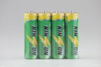 Wholesale Rechargeable Solar Batteries - 4pcs AA2600mAh Ni-MH Rechargeable Battery Digital Camera Battery Solar Garden Light Battery Toys & Games Battery