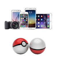 10000mAh Poke Mon Go Caricabatterie portatile USB Battery Power Bank per cellulare Samsung iPhone Double USB con cavo USB