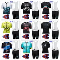 Wholesale Bike Sizes For Men - MAAP 2017 Short Sleeves Cycling Jerseys Set Summer Style For Men Women MTB Ropa Ciclismo 9D Gel Padded Shorts Size XS-4XL Bike Wear