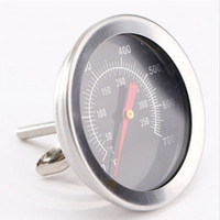 Wholesale Mini Bbq Grills - Free Shipping New Pocket Barbecue BBQ Mini Grill Oven Thermometer 350 Centigrade Kitchen Cooking Helper Gage