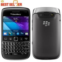 qwerty tastatur berühren großhandel-Ursprünglicher Blackberry 9790 Handy QWERTY-Tastatur-Touch Screen 8GB 5MP 3G GPS WIFI geüberholtes entriegeltes Telefon