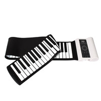 Großhandels-Hallo Fing RP88P3 Professionelle 88 Key MIDI Elektronische Tastatur Roll Up Piano Teaching Learning