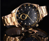 Wholesale Master Chains - Quartz Big Bang hot man date brand new drop shipping Mechanical High quality Watch Chain diving master men watch sports Men's Watches rol