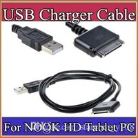 Wholesale Nook Charger - High quality 3.3ft Replacement USB Data Charger Cable Cord For Barnes Noble Nook HD 7 Tablet A-PS