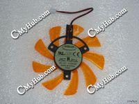 Wholesale graphics video card cooling fan online - EVERFLOW T129215SH ZOTAC Video Graphic Card Cooling Fan DC12V AMP