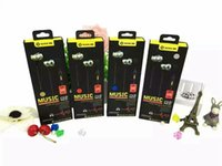 Wholesale Mix X5 - X5 In-ear Earphone Stereo Headset 3.5mm Studio Headphone With Mic Sport Earbuds For Any Cellphone