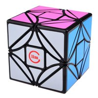 Wholesale Toy Funs - Brand New Fangshi Funs Limcube 6.5cm 3x3 Dreidel Simple Version Magic Cube Puzzle Cubes Educational Toy Special Toys