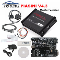 Wholesale master serial - Newest Firmware V4.3 PIASINI Master Version Full Kits Piasni Engineering USB Dongle Protective Auto Serial Suite ECU Programmer