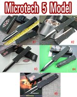 Folding Blade special forces survival knife - Factory direct microtech NEW troodon A161 knife Special forces counter strike camping survival hunting knife EPacket models