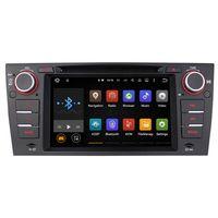 Wholesale Joyous Automotive Andorid Single DIN B MW E90 E91 E92 E93 quot Multimedia Car DVD GPS Navigation Quad Core1024 Head Unit