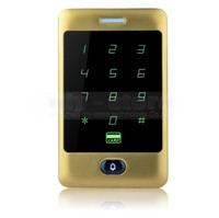 Wholesale Card Access Panels - Access Controller Door Bell Button RFID Card Reader Touch Panel Backlight Password Keypad Metal 8000 Users C30