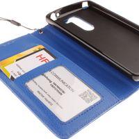 Wholesale lg g2 frame - Lechee Photo Frame Credit card Wallet Stand leather case cover FOR LG Leon C40 G2 MINI G3 MINI L Bello D337 JOY H220 100PCS LOT