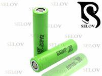 Wholesale Li Ion Battery Cell 3.7v - Wholesaler Original New Rechargeable Li Ion Batteries Sdi 18650 3.7v 30b 2D92 3.7v 3000mah Batteries Cell 1865 Cell