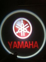 Wholesale cree door light for sale - Group buy 1Pcs For YAMAHA Ghost Shadow Cree Led Car Door Logo Led Laser Welcome Project Light th