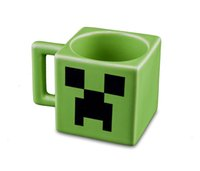 Wholesale Minecraft Free Shipping - Free shipping my world porcelain cup minecraft Games animation around Coolie cups JJ strange original cup