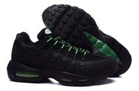 AM 95 OG Greedy retro Mens Running Shoes 95 OG Neon Green Black Men Sneakers Tamanho: US 7-12