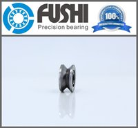 Wholesale Roller Track Guide - High Carbon Steel V624ZZ (20 Pcs) V Groove Sealed Ball Bearing 624VV Guide Track Roller Bearing V624 Embroidery Machine Bearing