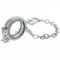 Wholesale Photo Frame Bracelet - On sale DIY Fashion bracelets diamond heart bracelets for women charm bracelets pandora bracelets Photo frame free shipping