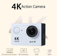 Wholesale Outdoor Sport Camera Hd - Best selling sports camera S9 4K HD mini-sport DV waterproof WIFI outdoor sports camera riding camera S9
