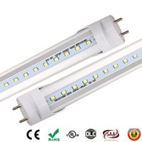 Wholesale Two Pin Led - t8 4ft led lights tubes led 20W 25w AC 110V-265V two pin caps 4feet led tube light high brightness, energy saving