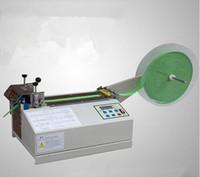 máquina de etiquetado de tubos al por mayor-Cortadora universal de cinta / tubo / etiqueta digital