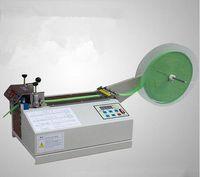 rohr etikettiermaschine großhandel-Universal Digital Band / Rohr / Label Schneidemaschine