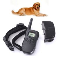 Wholesale Remote Dog Whistle - Electric Trainer E-Collar Remote Waterproof Pet Safe Dog Shock Training Collar