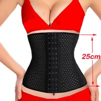 Wholesale invisible tummy trimmers - Wholesale- 2017 Sexy Invisible Waist Tummy Trimmer Cincher Body Shaper Trainer Girdle Slim Control Corset