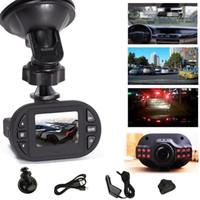 Wholesale Camera Coche - Mini Full HD 1080P Car DVR Auto Digital Camera Video Recorder G-sensor HDMI Coche Dash Cam Dashboard Dashcam Camcorders