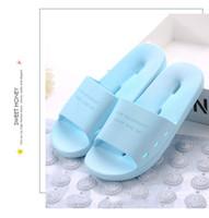 Wholesale Boy Shoes Flip Flop - Rbk boys & girls Slipper Eva Flat Non-slip Basic S Flip Flop Casual Beach Shoes Hot Summer New Brand