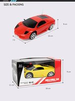 Wholesale Toy Battery Car Remote - IN stock two - way remote control car 1:24 simulation electric wireless remote control car model toys wholesale toys wholesale