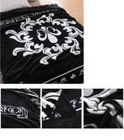 Wholesale Air Conditioning Products - new product euramerican style series fashion blanket , fashion winter air conditioning blanket flannel blankets, household is essential