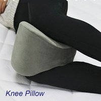 Wholesale Velour Cushions - Memory Cotton Knee Pillow Leg Pillow Nursing Cushion Pregnant Woman Velour Cover Rebound Effect OEM Customized