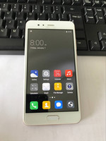 Wholesale Huawei Cell Phone Quad - 2017 New goophone P10 MTK6580 5.5 inch 4GB Rom smartphone P10 Quad Core For huawei case Android Show 4G cell phones