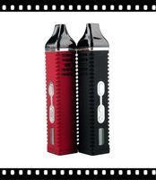 Wholesale E Cigarette Battery Lcd - 2016 New Titan 2 Vaporizer kit Hebe Dry herb E cigarette Burn dry herbs Vaporizer pen with 2200mAh Battery Lcd display