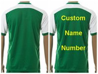 Wholesale Home Made Kit - Werder Bremen Soccer Jerseys Club Football Shirt Uniform Kits Foot Tshirt Home Road Away Green Custom,Personalized,Make Customized