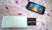 Wholesale Laptop Led Tester - LED USB Charger Doctor Voltage Current Meter Tester Power Detector Multimeter