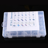 Wholesale Arduino Low - Wholesale-37 in 1 box Sensor Kit For Arduino Starters brand in stock good quality low price